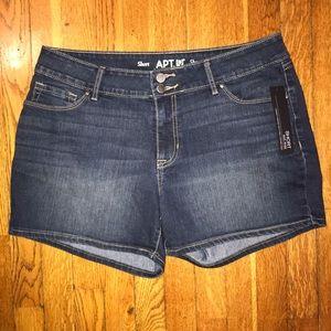 NWT Women's Apt 9 Shorts